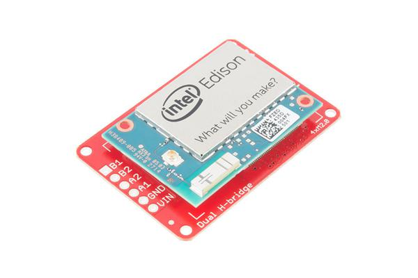 SparkFun Block for Intel® Edison - Dual H-Bridge