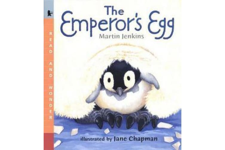 The Emperor's Egg - Read and Wonder