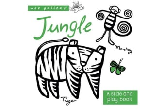Jungle - A Slide and Play Book