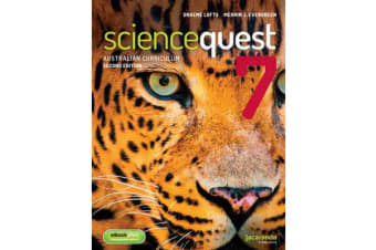 Science Quest 7 for the Australian Curriculum 2E & eBookPLUS
