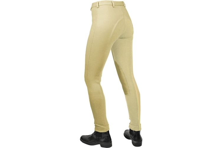Saddlecraft Childrens Jiggy Jodhpurs (Beige) (28 inches)
