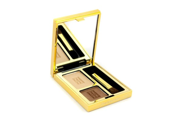 Elizabeth Arden Beautiful Color Eyeshadow Duo - # 02 Precious Metals (3g/0.11oz)