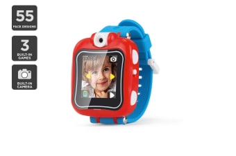 Kids Smartwatch (Red)