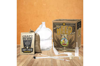 Oktoberfest Ale Craft Beer Brewing Kit | Everything New Need Included!