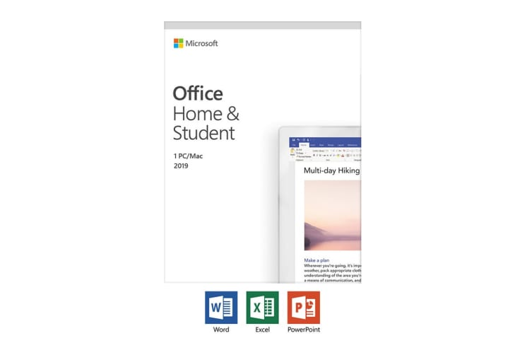 Microsoft Office Home and Student 2019 1 Device Download