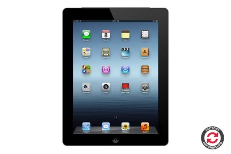 Apple iPad 3 Refurbished (16GB, Cellular, Black) - AB Grade