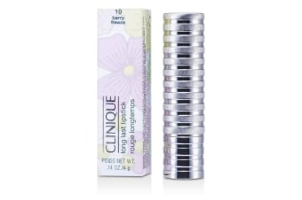Clinique Long Last Lipstick - No. 10 Berry Freeze (Soft Shine) 4g/0.14oz