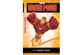 Marvel Read-to-Read Level 1 - This is Iron Man
