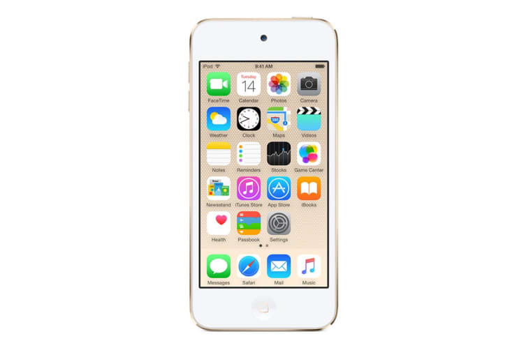Apple iPod Touch 6th Gen A1574 (32GB, Gold)
