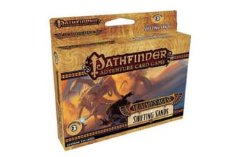Pathfinder Adventure Card Game - Mummy's Mask Adventure Deck 3: Shifting Sands