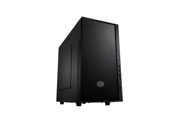 Cooler Master Silencio 352 Mini Tower mATX Case (NO PSU) with USB 3.0 & SD card Reader