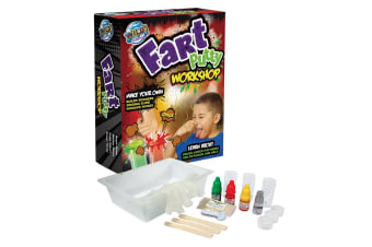 Wild Science! Fart Putty Workshop