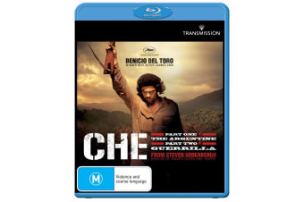 Che Parts One and Two Blu-ray Region B