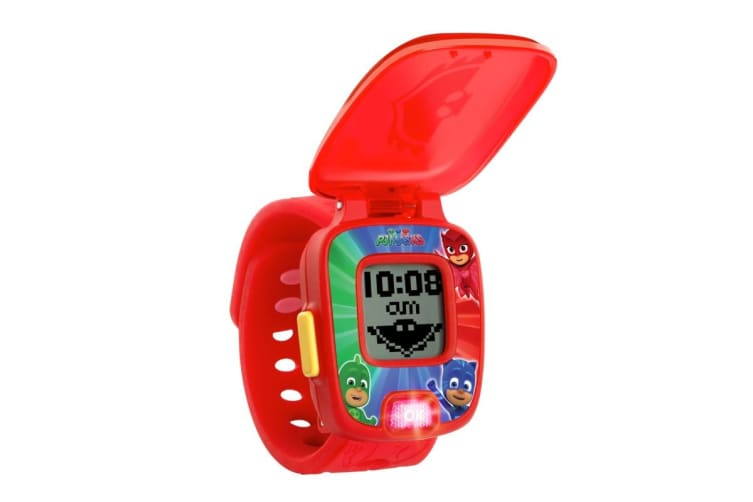 Vtech PJ Masks Super Owlette Learning Watch (Red)
