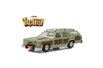 1:43 Scale National Lampoon's Vacation - 1979 Family Truckstar 'Wagon Queen' Diecast Model