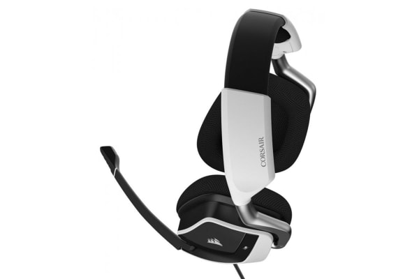 Corsair Gaming VOID PRO RGB USB Premium Gaming Headset (White)