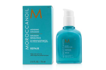 Moroccanoil Mending Infusion (For Weakened and Damaged Hair) 75ml/2.5oz