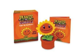Plants vs. Zombies: Light-Up Sunflower - With Sound!