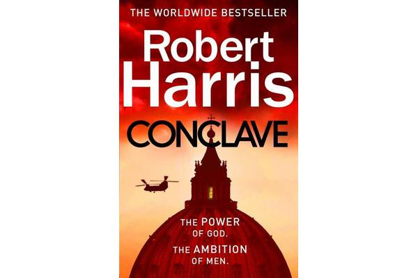 Conclave - The bestselling Richard and Judy Book Club thriller