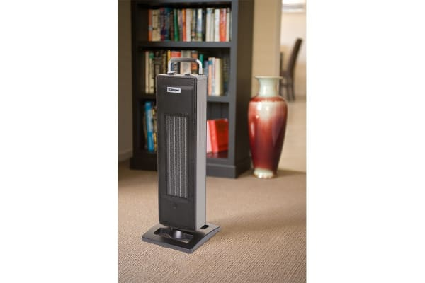 Dimplex 2400W Tall Ceramic Heater - Black (DHCER24M)