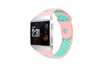 Fitbit Ionic Soft Silicone Sport Replacement Bands S