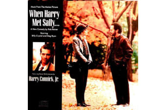 When Harry Met Sally... [Soundtrack] by Harry Connick, Jr MUSIC CD NEW SEALED