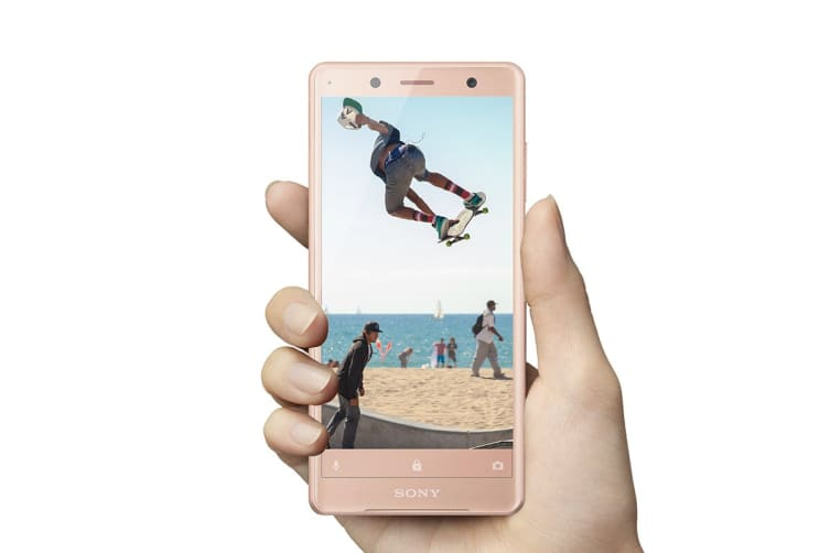 Sony Xperia XZ2 Compact Dual SIM (64GB, Coral Pink)