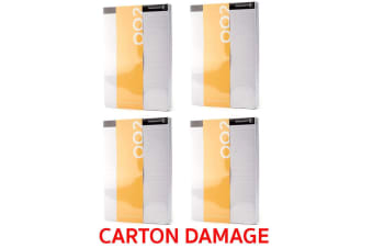 4x 3PK Booq NP3-002 Notepad 5mm Ruled Replacement Note Pad for iPad Case