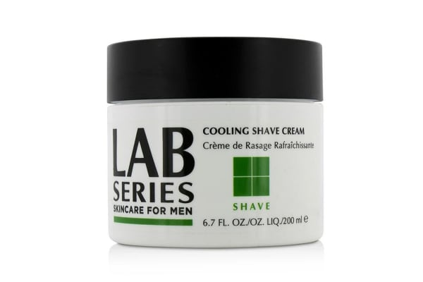 Aramis Lab Series Cooling Shave Cream - Jar (200ml/6.7oz)
