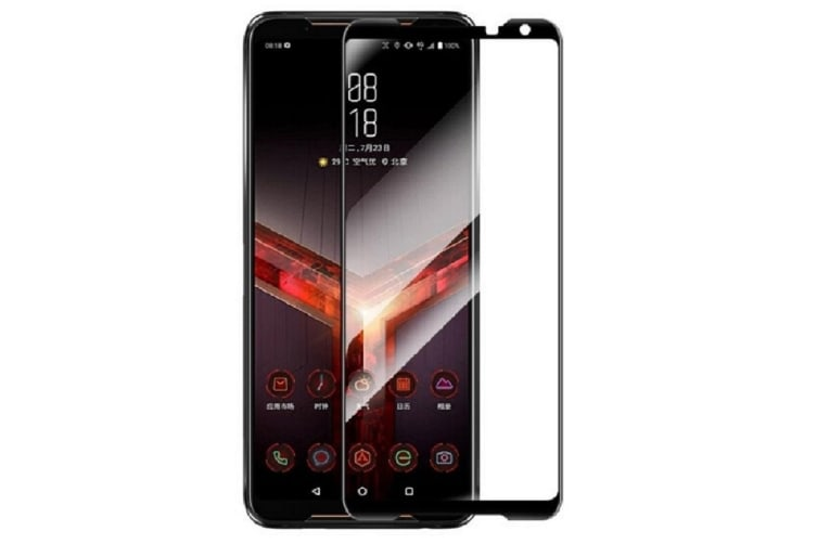 Generic Tempered Glass Screen Protector For Asus ROG Phone 2 - Black