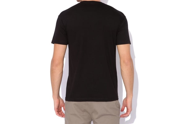 Elwood Men's Old West Tee (Black, Large)