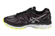 Asics Men's Gel-Kayano 23 Lite-Show (Rioja Red/Black/Sulphur Spring)