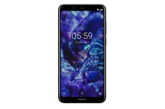 Nokia 5.1 Plus (32GB, Night Black)
