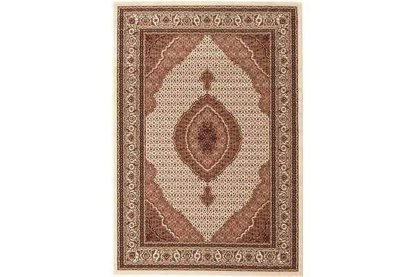 Stunning Formal Oriental Design Rug Cream 290x200cm
