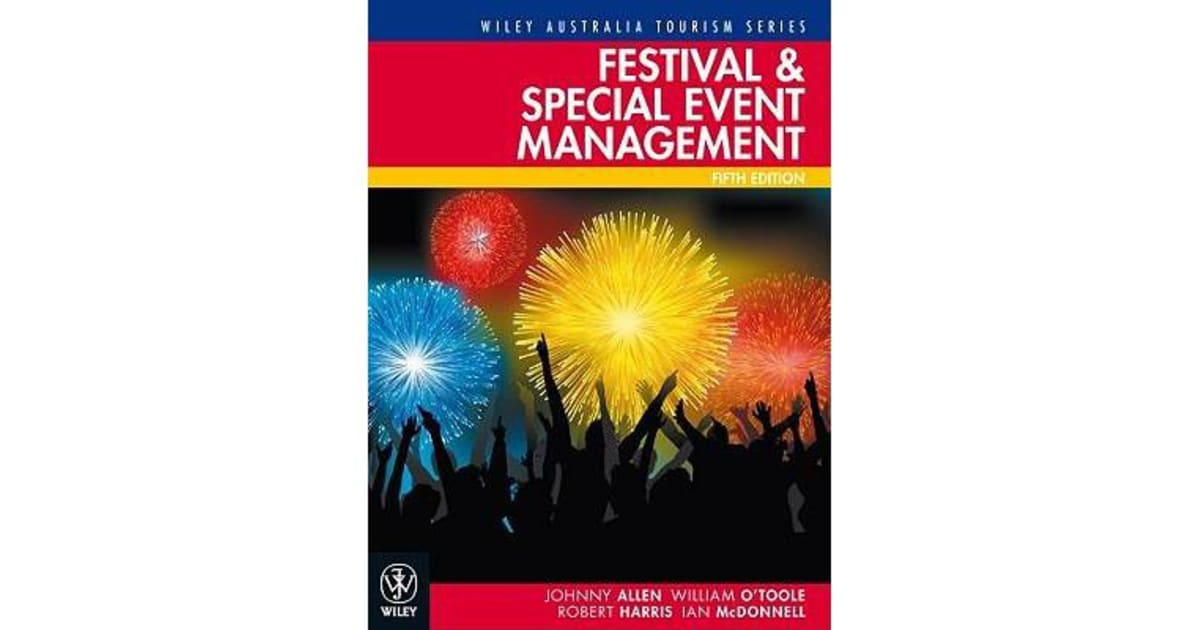 festival and special event management Festival and special event management after two successful years as a special topics class, the festival and special event management is now a permanent offering of the hospitality department.