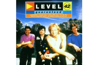 Level 42 Guaranteed - Forever Now BRAND NEW SEALED MUSIC ALBUM CD - AU STOCK
