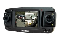 Uniden iGO CAM 850 Full HD Three Camera Black Box Vehicle Recorder with Reverse Camera