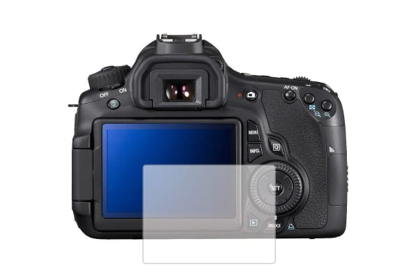 LCD Screen Protector for Canon DSLR Cameras