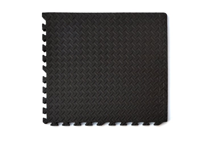 12 Tiles EVA Rubber Foam Gym Mat 60cm x 60cm 2.5cm Fitness Flooring