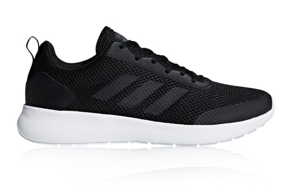 Adidas Men's Element Race Running Shoe (Carbon/Black/White, Size 8.5 UK)