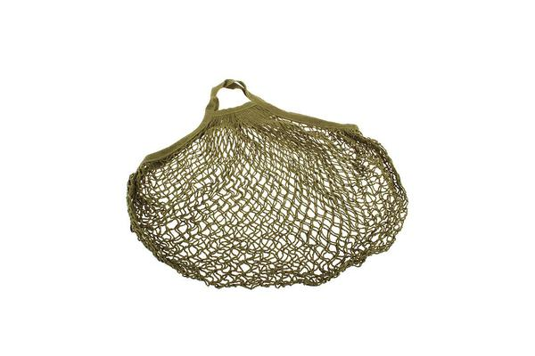 Appetito Cotton String Bag Short Handle Avocado