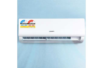 Split System Air Conditioner Inverter Reverse Cycle Cooler 2.5KW