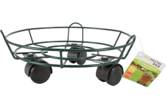 Pot Plant Stand Holder With Wheels 25cm