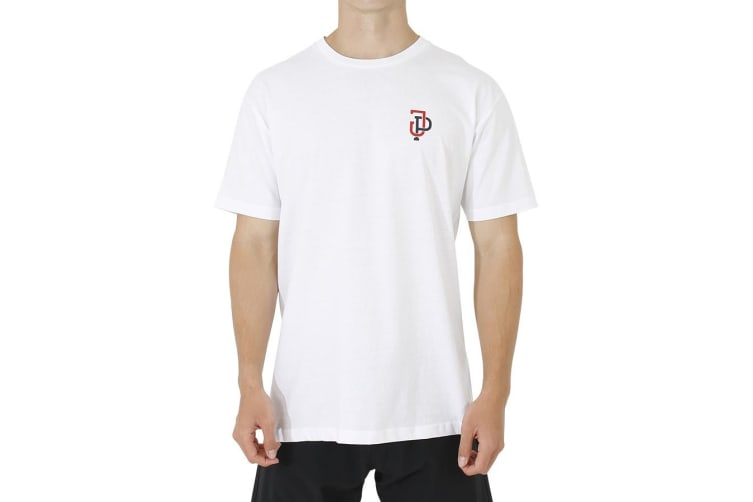 JetPilot Link Up Youth Tee - White - 10