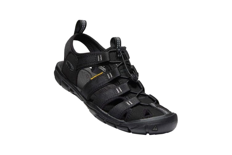 Keen Clearwater CNX Womens Black Black - 7H