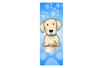 Foufou Dog Bookmark (Golden Labrador)