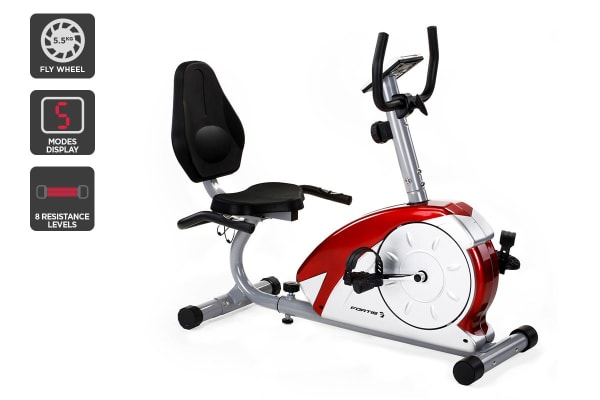 Fortis Magnetic Recumbent Bike (RCMx-1000)