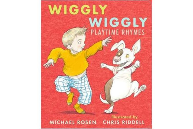 Wiggly Wiggly - Playtime Rhymes
