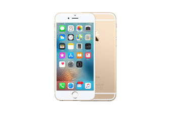Apple iPhone 6s Plus 128GB Gold - As New
