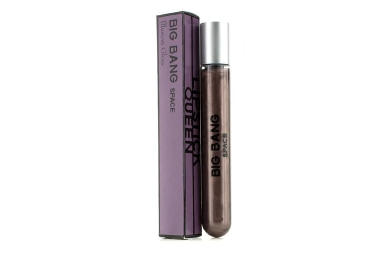 Lipstick Queen Big Bang Illusion Gloss - # Space (Shimmery Grey Pink) 11g